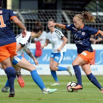 Montpellier jugará la próxima Champions League Femenina