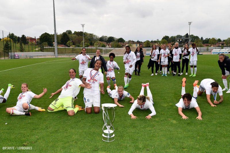 Lyon se alza con el título de la liga francesa por 11° ocasión