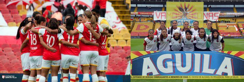 Independiente Santafé y Cúcuta Deportivo Gol Star clasificaron a cuartos de final