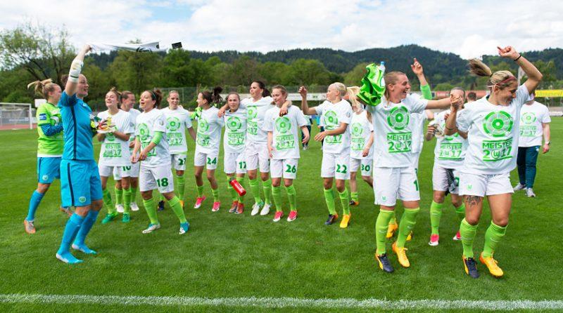 Wolfsburgo se alza con el título de la Bundesliga Femenina en Alemania