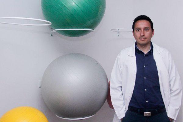 Dr. Luis Eduardo González, director de CenRED