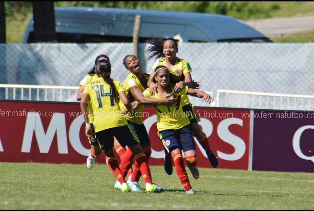 [Galería]: Colombia vs. Corea del Sur - Mundial Femenino Sub-17 Uruguay 2018 - Fémina Fútbol