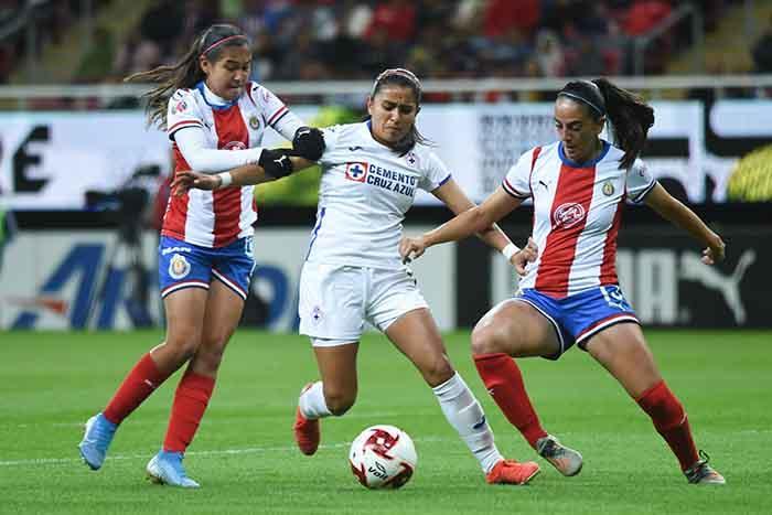 Liga Bbva Mx Femenil Clausura 2020 Chivas Y Cruz Azul Igualdad