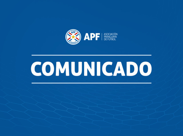 La APF da apoyo económico a los clubes de Primera B, Primera C y ...