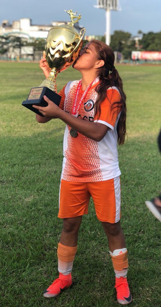 """Gabriela Rodríguez: """"Se siente mucha felicidad y orgullo portar la camiseta de Colombia ..."""