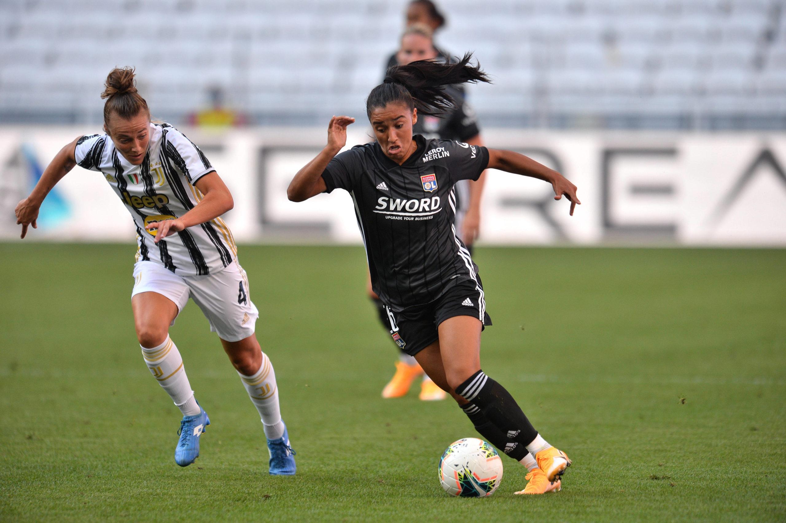 Juventus apuntará a una hazaña contra el Lyon por la Champions League Femenina - Fémina Fútbol